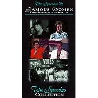 Speeches of Famous Women: Suffragette to Senator