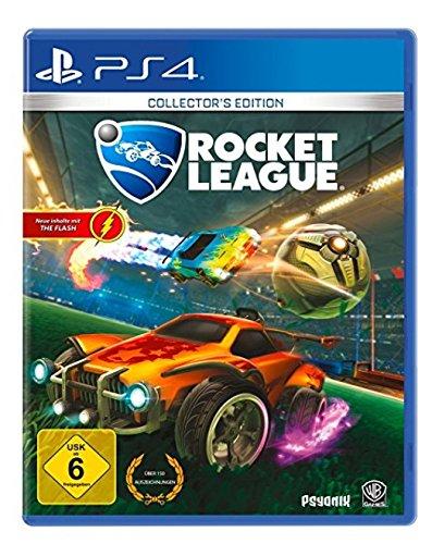 Rocket League - Collector's Edition - [PlayStation 4]