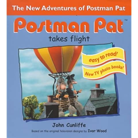 Postman Pat: Postman Pat in a Muddle by John Cunliffe (Illustrated, 21 May 1997) Paperback
