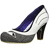 Irregular Choice Womens Swanly Court Shoes