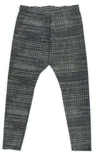 NIKE Pantalon de Jogging Sportswear Leg-A-See All Over Print Leggings noir