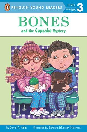 Bones and the Cupcake Mystery por David A. Adler