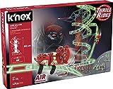 K'NEX - Thrill rides montaña rusa web weaver, 399 piezas (Fábrica de Juguetes 41229)