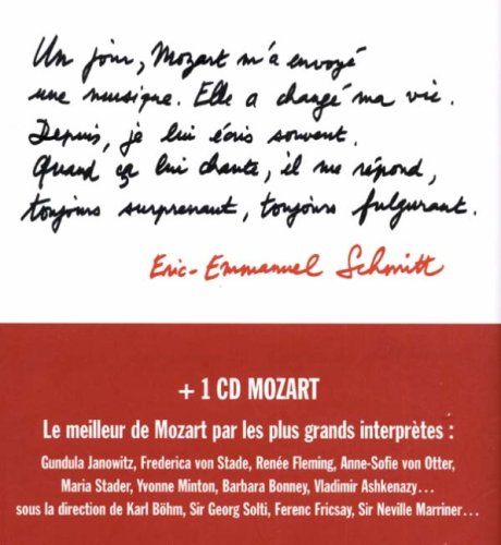Ma vie avec Mozart (1CD audio)