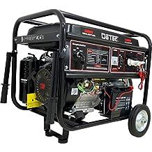 Generador de corriente, 5500 W, 13 CV, de gasolina, 230 V,