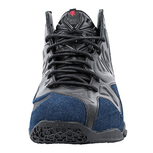 Lebron 11 Ext Denim (659509-004) Herrenschuhe Blue