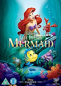 The Little Mermaid [DVD] [1989]