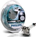 H7Philips X-Treme Vision + 100% Glühbirnen (Paar)