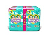 Pampers Baby Dry Duo Extralarge, 114 Pezzi, Taglia 6 (15-30 kg)