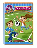 Maya & Miguel: Twice the Fun [DVD] [2004] [Region 1] [US Import] [NTSC]