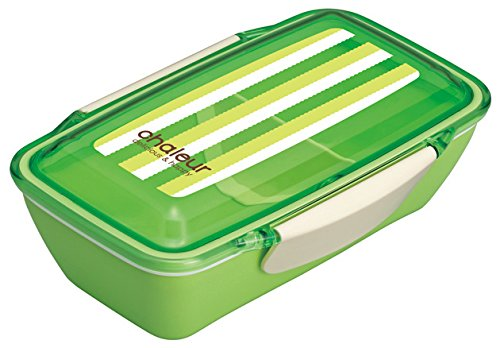 boîte à lunch en dôme vert Chaleur 658744
