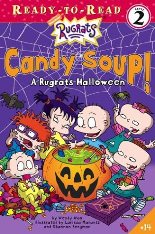 ts Halloween (Rugrats: Ready-To-Read, Band 14) (Rugrats Halloween)