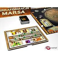 """e-Raptor era19046""""organizadores organizador terraformación Mars"""" Junta Juego"""
