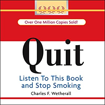 QUIT: Listen to this Book and Stop Smoking from Gildan Media, LLC