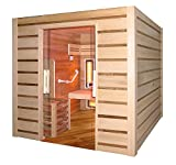 Sauna vapeur Combi Access 4 places