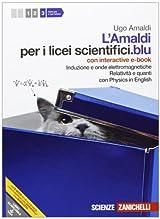 Amaldi per i licei scientifici.blu. Con Physics in english. Con inter active e-book. Con espansione online: 3