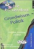 Grundwissen Politik, 1 CD-ROM F�r Schule, Ausbildung und Beruf. F�r Windows 95/98 oder 2000. CD-ROM m. 384 Lernktn. Bild