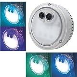 Générique Lumière pour Spa Intex, avec Variation de Couleur LED - Compatible avec Tous Les Spas Intex