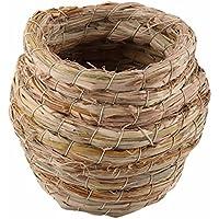 Ocama Caja para colgar pájaros para pájaros o pájaros, para decoración de pigeón