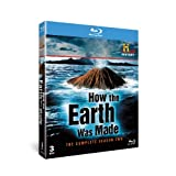 How The Earth Was Made - Season 2 [Blu-ray] [Region Free]