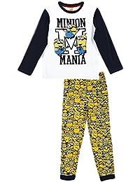 Pyjama Minions - Negro, 3 ans