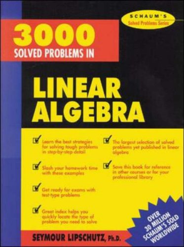 3000 solved problems in linear algebra free download