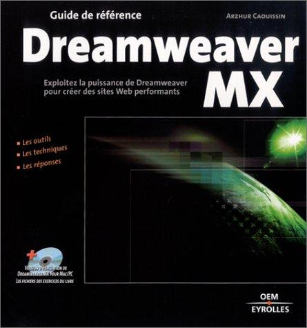 guide-de-rfrence-dreamweaver-mx