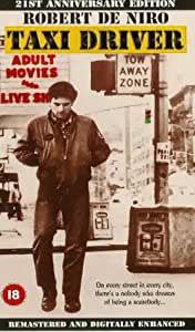 Taxi Driver [VHS]