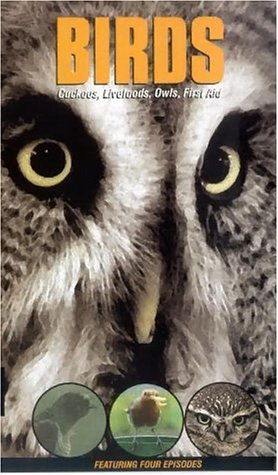 birds-cuckoos-live-foods-owls-first-aid-vhs-uk-import