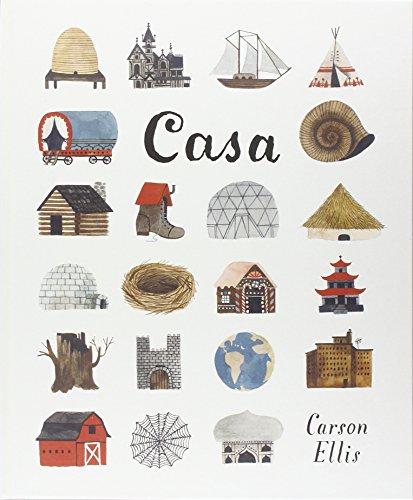 Casa. Ediz. illustrata (Album)