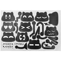 Suchergebnis Auf Amazon De Fur Schwarze Katze Deko Wandtattoos