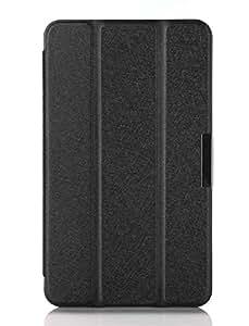 Housse MeMO Pad 8 ME581C 8 Pouces Protection Housse Etui Tablet Sac Smartcover Stylo ME581CL (Noir)