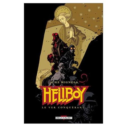 Hellboy, tome 6 : Le ver conquérant