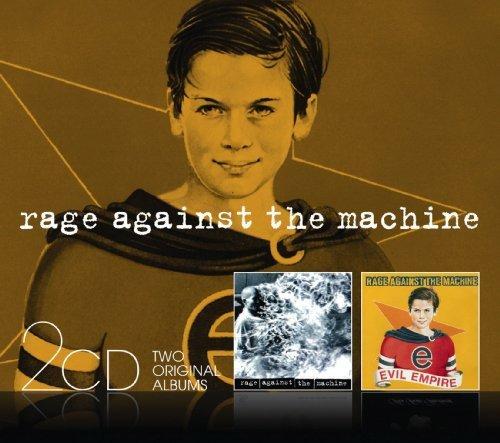 Rage Against The Machine/Evil Empire [2 CD]