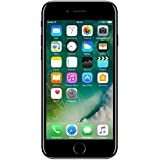 "Apple iPhone 7 - Smartphone con pantalla de 4.7"" (Wi-Fi, Bluetooth, 128 GB, 4G, cámara de 12 MP, iOS) negro brillante"