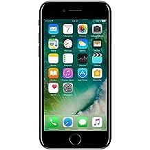 "Apple iPhone 7 - Smartphone con pantalla de 4.7"" (Wi-Fi, Bluetooth, 128 GB, 4G, cámara de 12 MP, iOS) negro brillante"