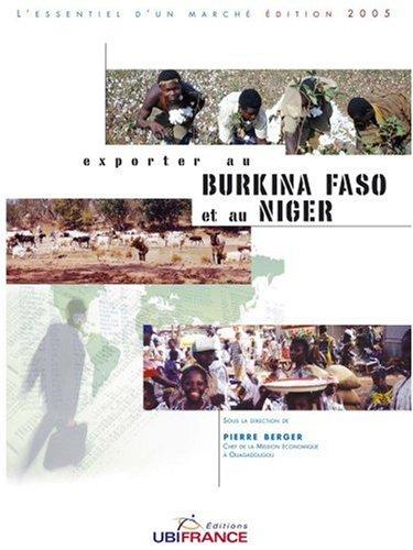Burkina Faso/ Niger - l'Essentiel d'un Marche