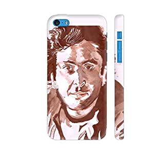Colorpur Rishi Kapoor 2 Printed Back Case Cover for iPhone 5c