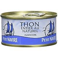 Petit Navire Thon au Naturel 160 g