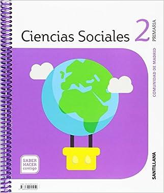 CIENCIAS SOCIALE S MADRID 2 PRIMARIA SABER HACER