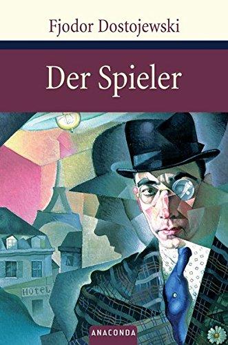 Buchcover Der Spieler