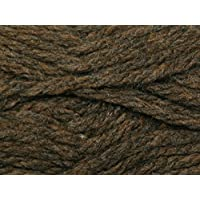 King Cole Big Value Super Chunky Knitting Wool/Yarn Brown 31 - per 100g ball