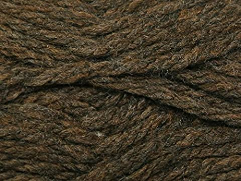 King Cole Big Value Super Chunky Wool Brown 31