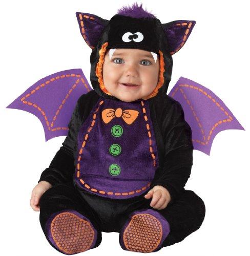 Fledermaus Babykostüm - 12-18 (Incharacter Baby Kostüme)