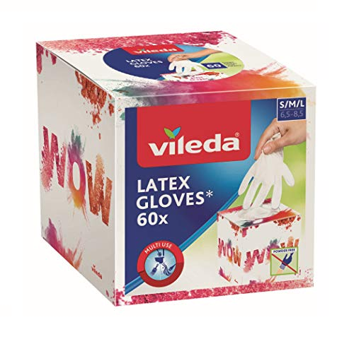 Multi Latex Cubic Einmalhandschuhe Latex 60 St