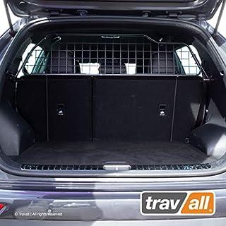 Travall® Guard Hundegitter TDG1512 - Maßgeschneidertes Trenngitter in Original Qualität