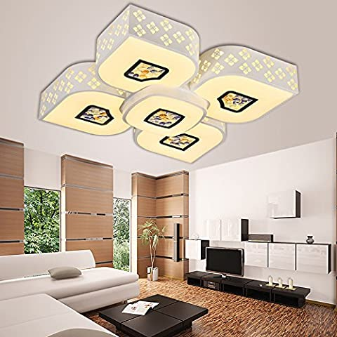 Led luce di soffitto ,54*54cm 44-88W LED