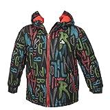 Longboard - Lup org fluo jacket cadet - Blouson - Orange fluorescent - Taille 3ans