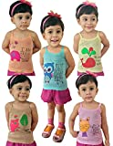 #2: HAP Kids Colored Camisole \Pack Of Five