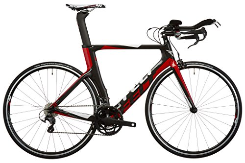 Felt B14 - Triathlon bikes - red / black Frame size 58 cm 2017